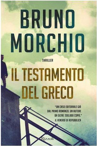 Bruno Morchio - Il testamento del greco (2015)