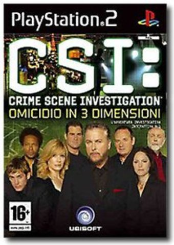 [Ps2] Csi (2007) Sub ita